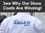 2013 Jalex Herd Show Coats